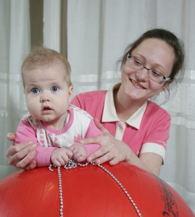 Fizioterapija bērniem