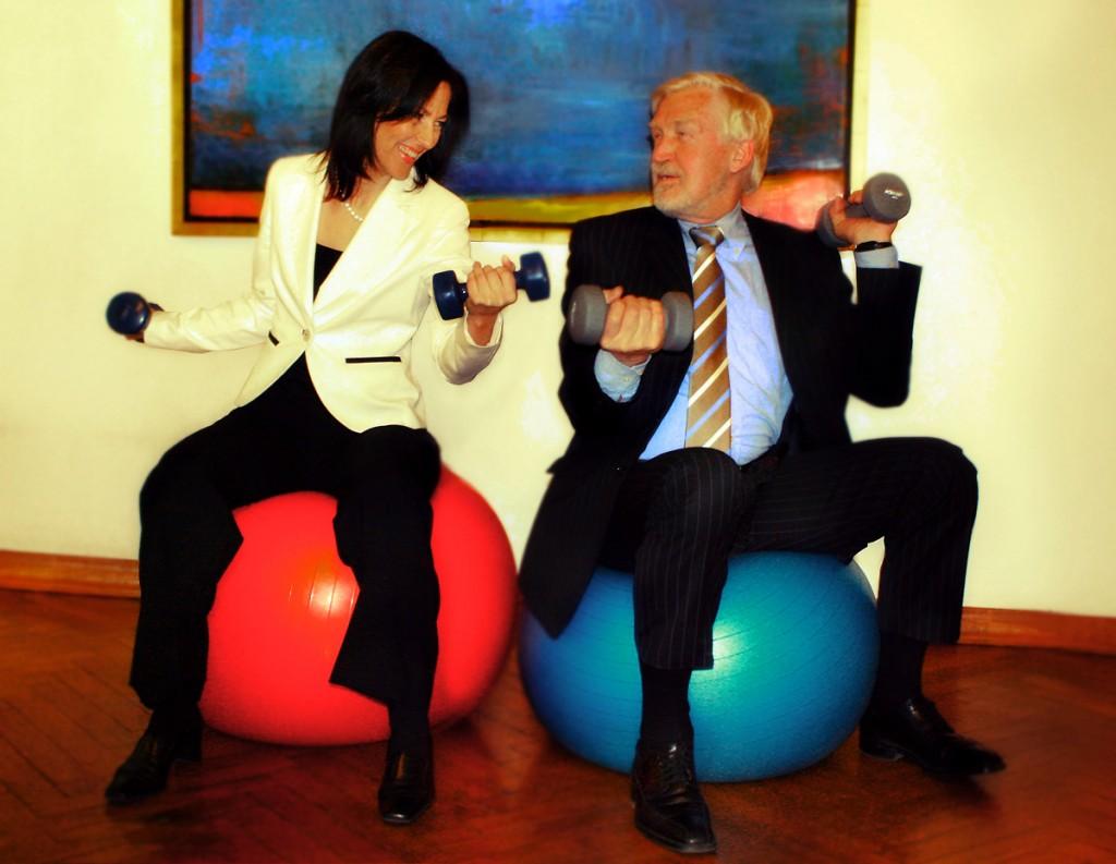 Fizioterapijas kompleksais piedāvājums