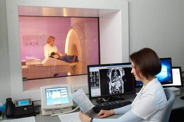 MR izmeklējumivēdera dobuma un mazā iegurņa orgāniem