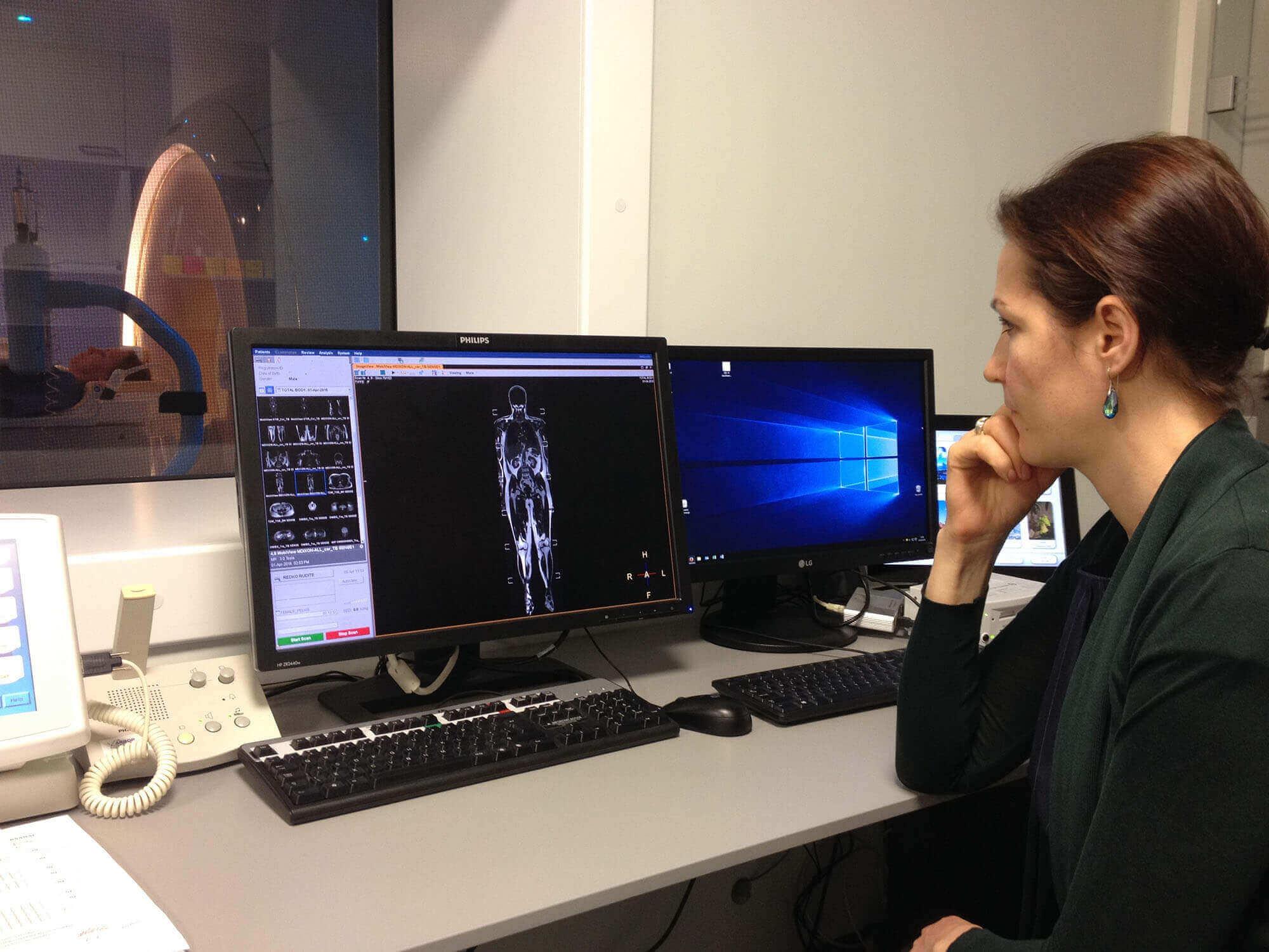Magnētiskās rezonanses skrīninga izmeklējums visam ķermenim