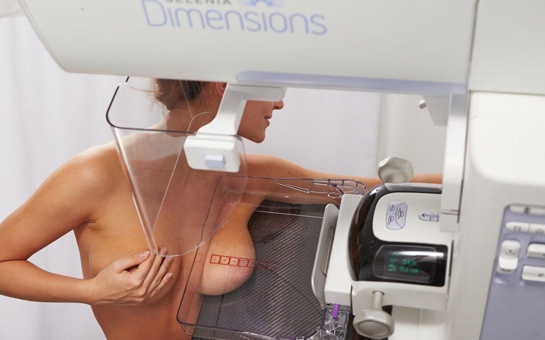 Расширенные возможности диагностики рака груди в рамках государственной программы