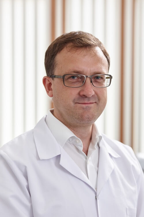 kardiologs, ehokardiogrāfijas speciālists Ainārs Rudzītis