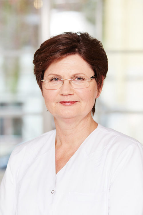 Gunta Kaugure, kardioloģe