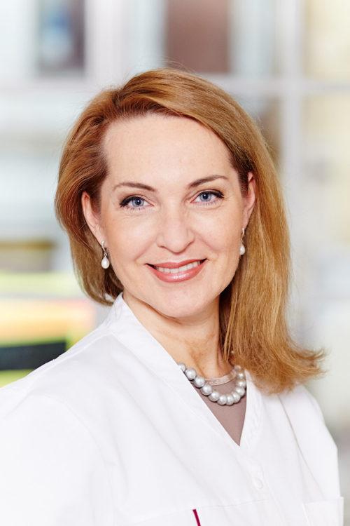 Radioloģe-diagnoste ar specializāciju neiroradioloģijā Jolanta Rozentāle