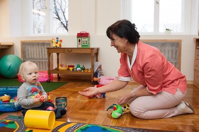 Bērnu attīstības centrs