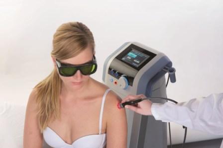 Augstas intensitātes lāzerterapija (HILT)