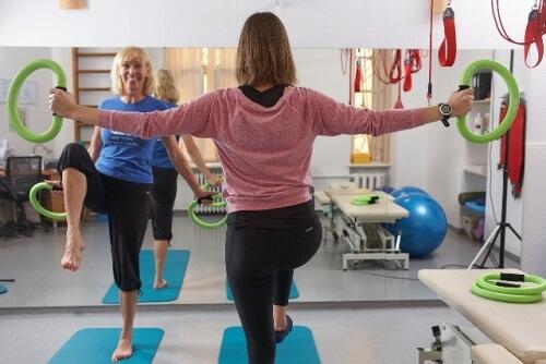 Fizioterapija ar Smovey