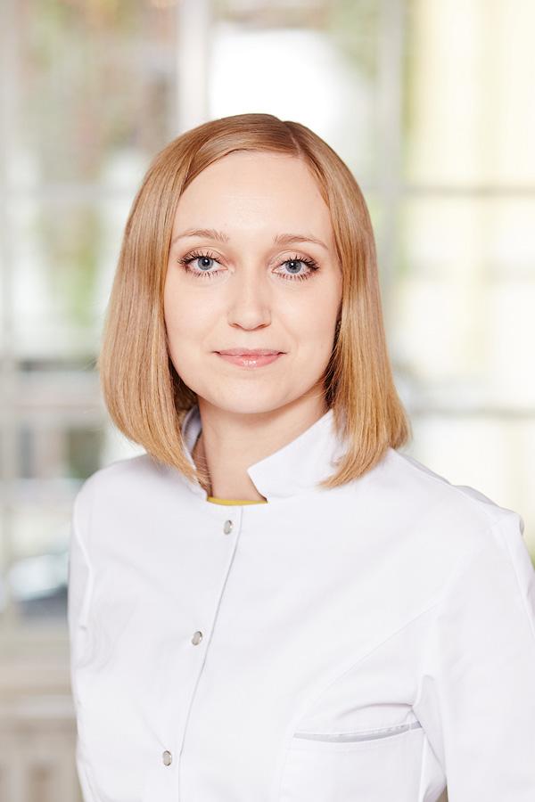 Новый специалист – инфектолог Сниедзе Лайвацума