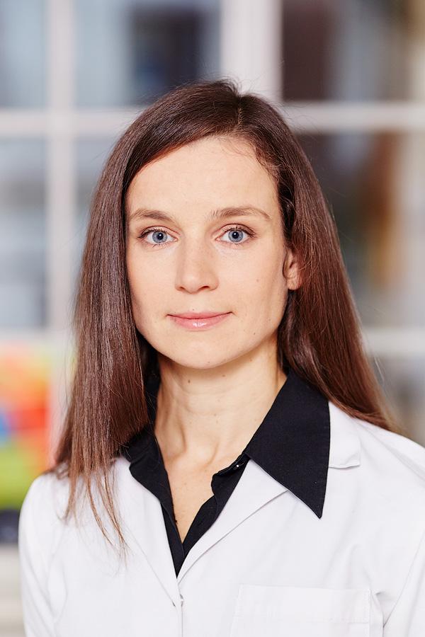 Jauns speciālists – kardioloģe un ehokardiogrāfijas speciāliste Dr. Asnāte Ošāne