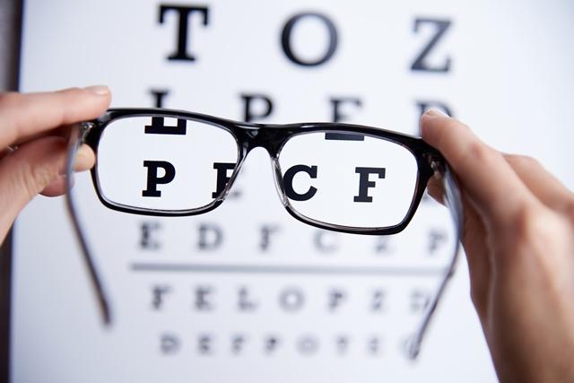 Jaunums! Redzes pārbaude pie optometrista