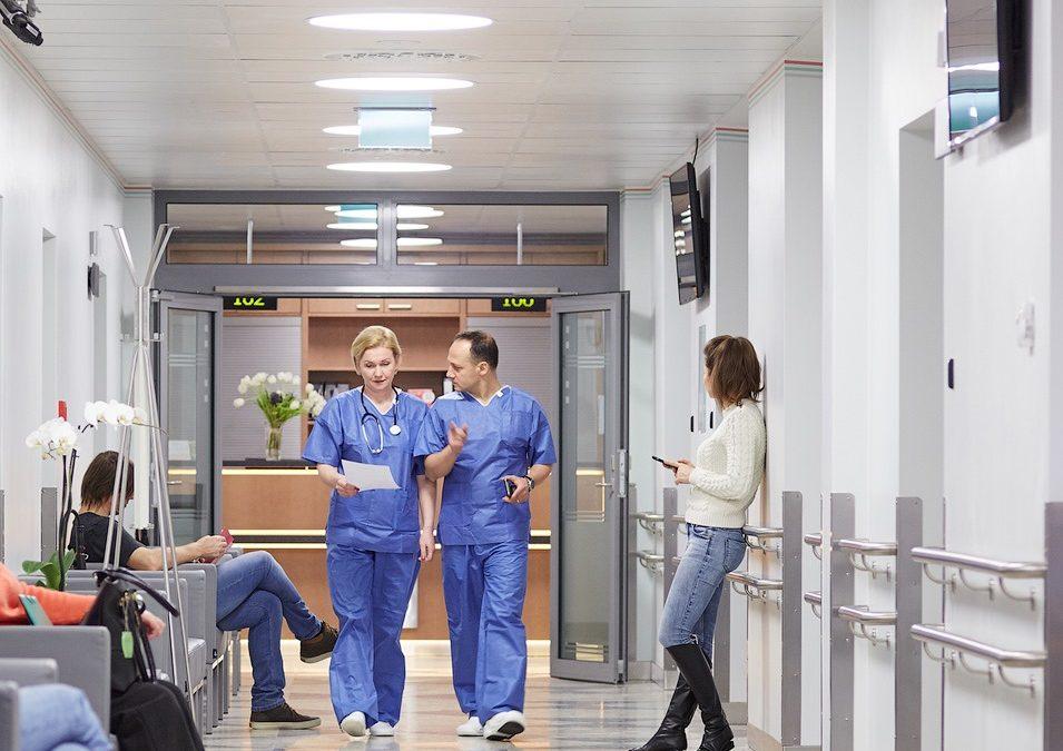 Turpinām nodrošināt medicīnas pakalpojumus