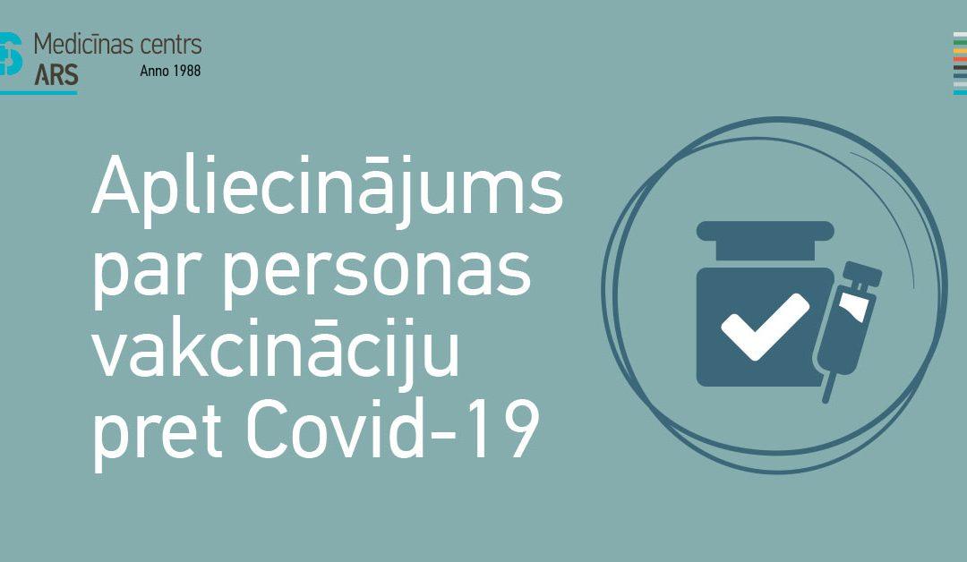 Kā saņemt apliecinājumu par veikto vakcināciju pret Covid-19